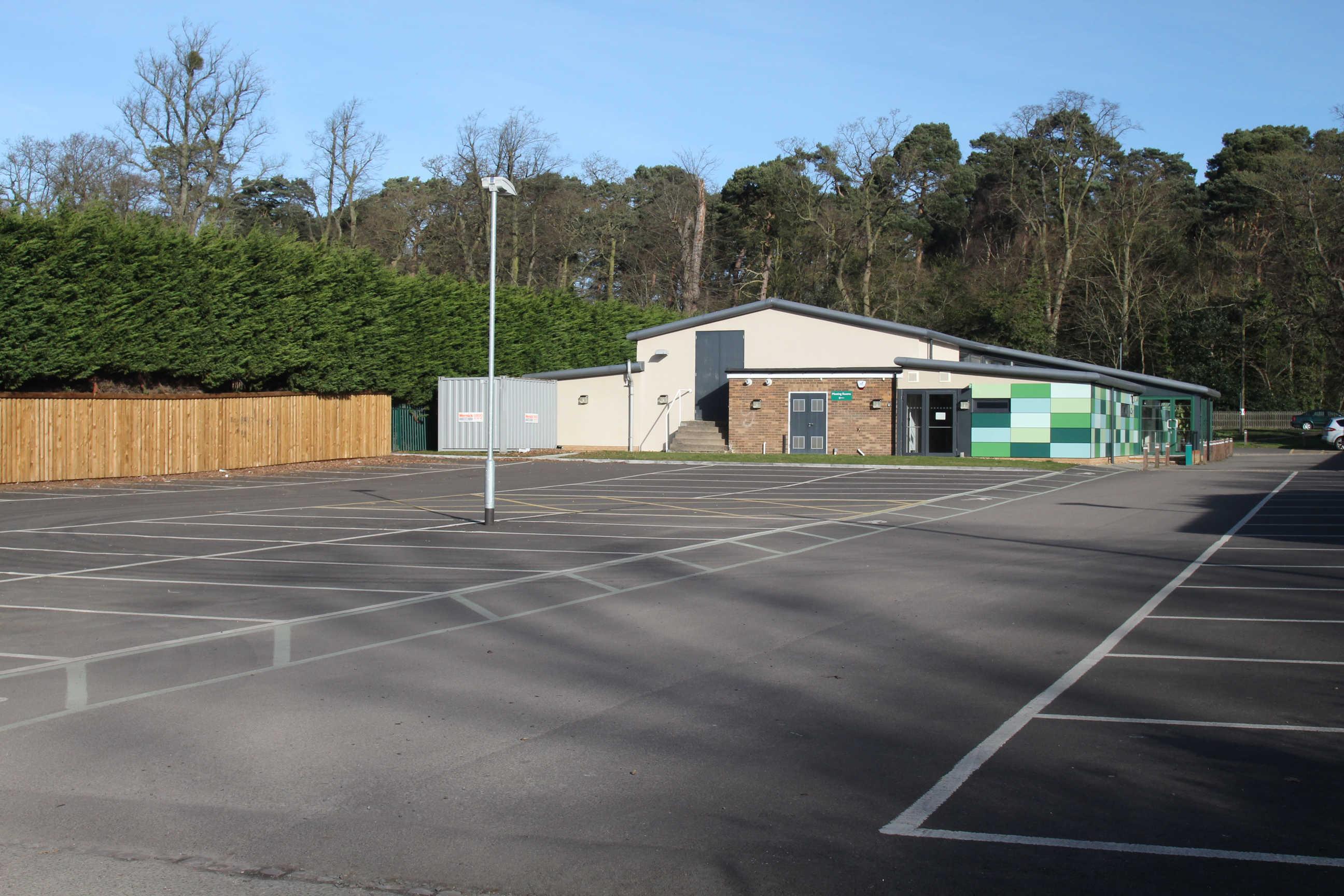 Ampthill Park Car Park