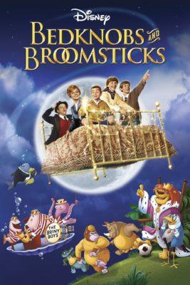 Zonita Cinema - Matinee - Bedknobs and Broomsticks @ Parkside Community Hall | Ampthill | England | United Kingdom