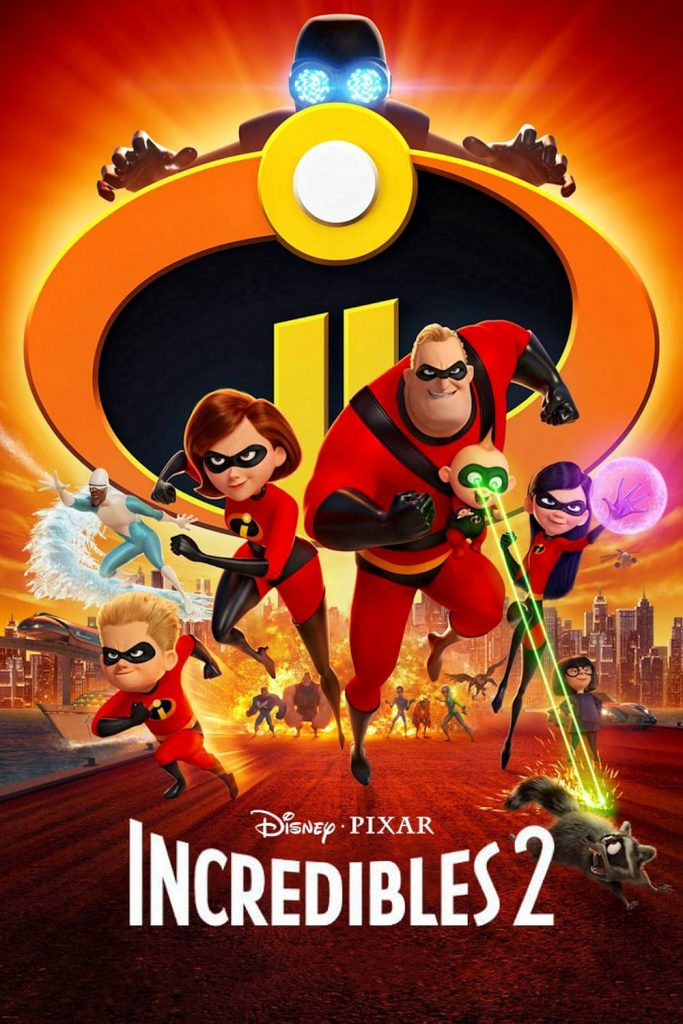 Zonita Cinema - Incredibles 2 @ Parkside Community Hall | Ampthill | England | United Kingdom