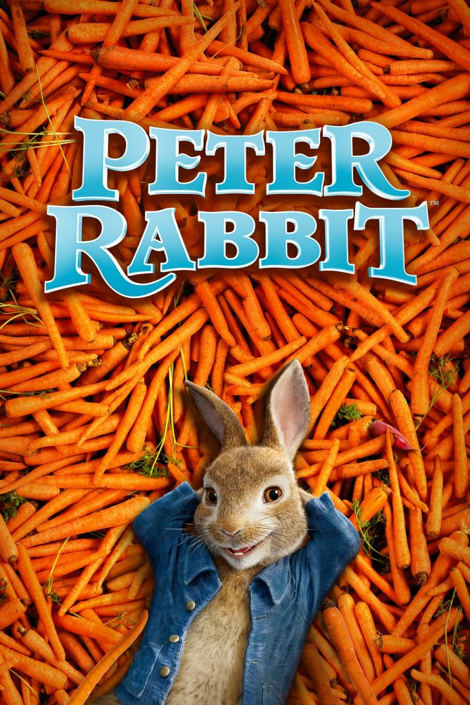 Zonita Cinema - Peter Rabbit @ Parkside Community Hall | Ampthill | England | United Kingdom