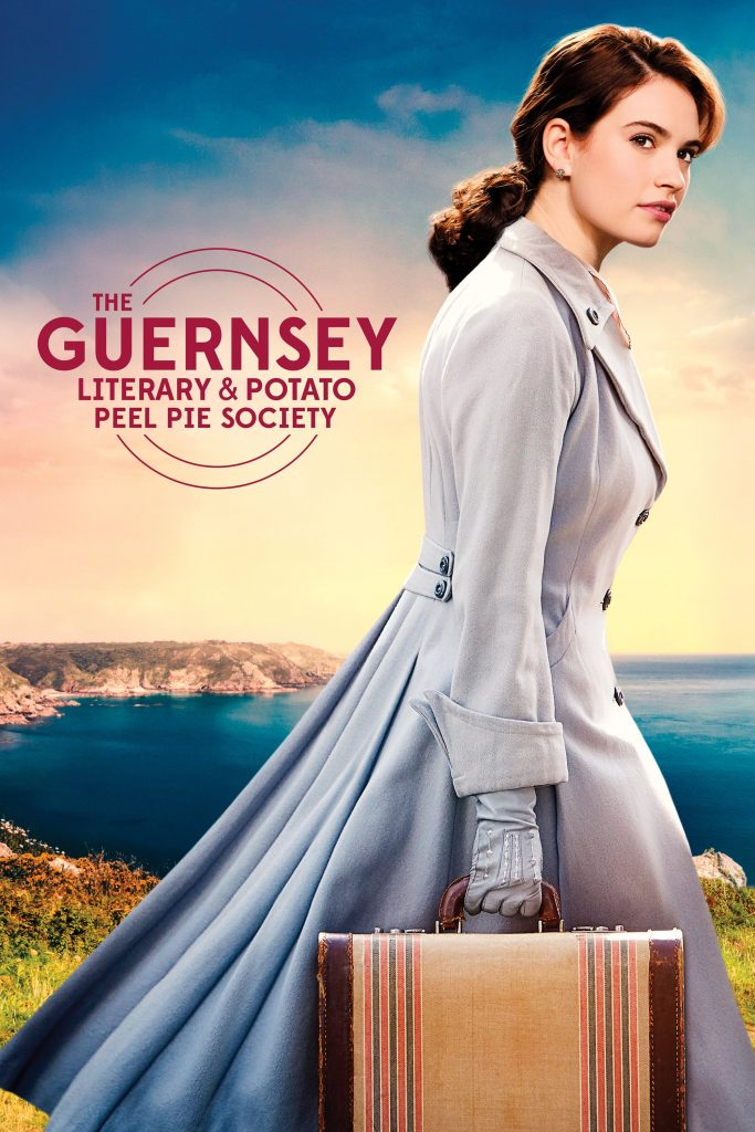 Zonita Cinema -The Guernsey Literary & Potato Peel Pie Society @ Parkside Community Hall | Ampthill | England | United Kingdom