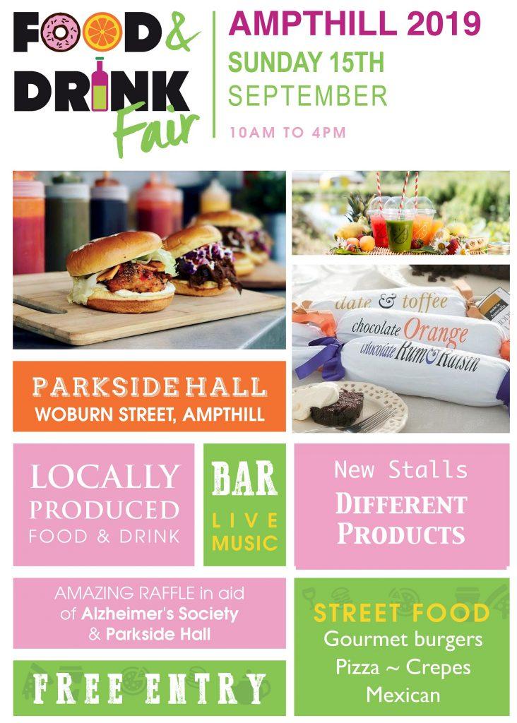 Parkside Food Fair 2019 @ Parkside Community Hall   United Kingdom