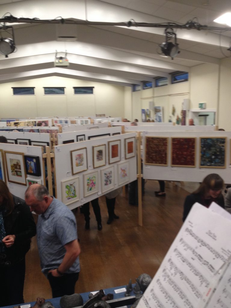 Artists' Network Bedfordshire Winter Show 2017
