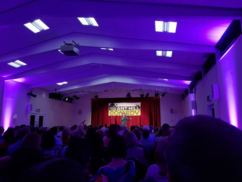 Dave Fulton - Comedy Night 20th October 2017